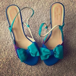 Kate spade sling backs